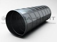 Воздуховоды спирально-навивные круглого сечения