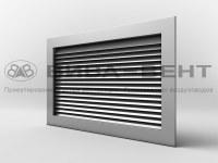 Решетка вентиляционная переточная АП