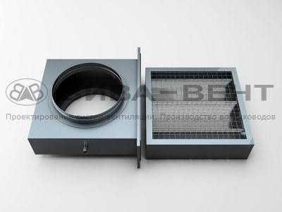Фильтр сетчатый искрогасящий