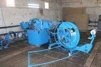 Приобретен новый станок для производства спиральнонавивных воздуховодов